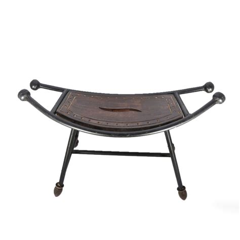 boat wood stool industrial boat stool