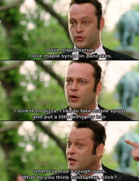 Vince Vaughn Meme - wedding crashers quotes quotesgram
