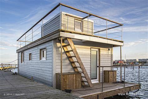 Leben Auf Einem Hausboot by Hausboote Romantiktr 228 Ume Auf Dem Wasser Meerart