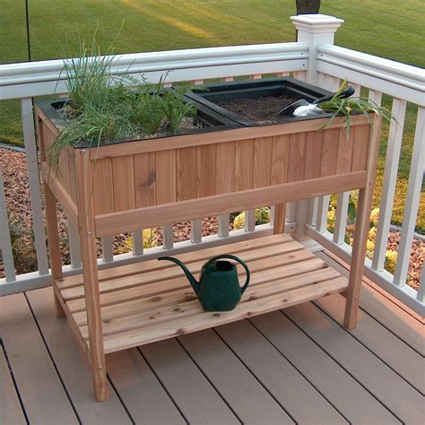 Raised Herb Planter Box master pl067 jpg