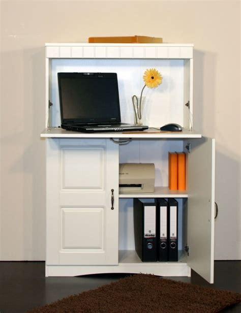Schreibtisch Im Schrank Verstecken