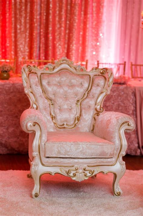sweet 16 princess chair quince pictures sweet 15 pictures quince pink