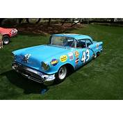 1957 Oldsmobile Richard Petty Race Car NASCAR