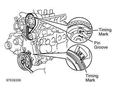 airbag deployment 1997 toyota tercel seat position control service manual 1993 toyota tercel timing chain replacement toyota 2e engine timing marks