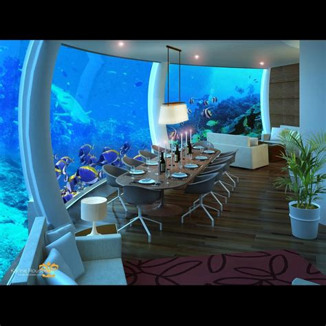 Ocean Themed Home Decor by Poseidon Undersea Resorts