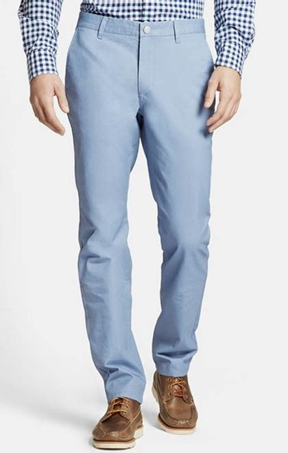 Light Blue Chinos by Photos Best Chinos Trend For