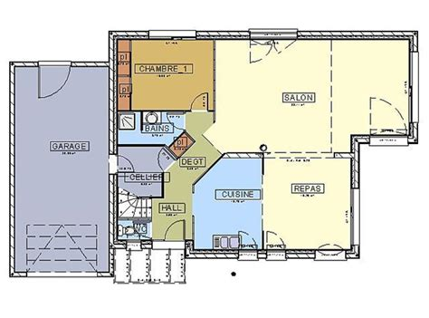 Exemple De Plan De Maison 3334 by Exemple Plan De Maison Plans Deconception Exemple Plan