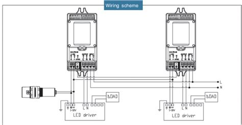 0 10v dimming led wiring wiring diagrams home light switch