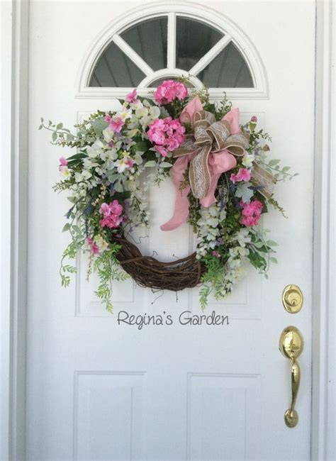 25 best ideas about wedding door wreaths on pinterest