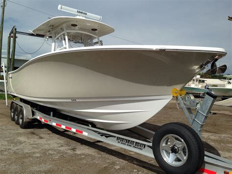 sportsman boats open 312 sportsman boats for sale in florida united states boats