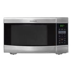 home depot microwaves countertop frigidaire 1 1 cu ft countertop microwave in stainless