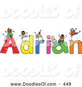 doodle name adrian doodle clipart new stock doodle designs by some of the