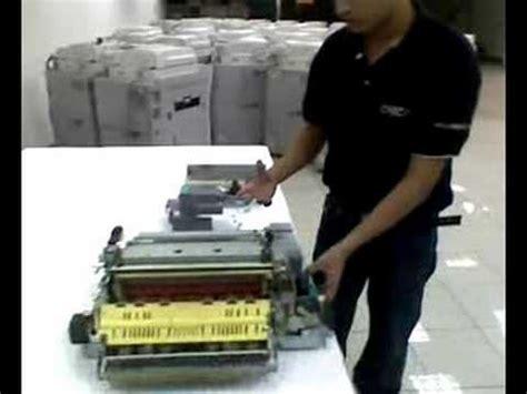 Shutter Ir6570 ir5065 ir5075 정착부 상롤러 교환 doovi