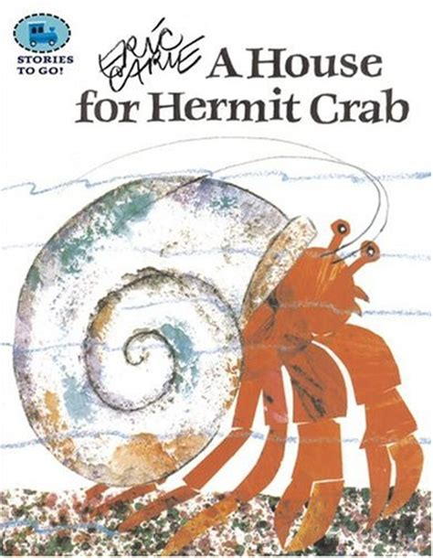 the three hermit crabs books a house for hermit crab by eric carle reviews