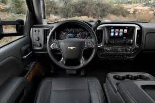2015 chevy silverado ltz interior
