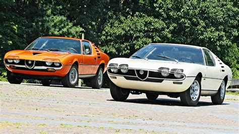 alfa romeo montreal headlights headls 11 cars with the best pop up headlights