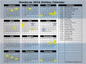 Belize Calendã 2018 Central Government Calendar 2016 Calendar