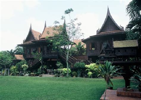 the thai house thai house at night picture of thai house nonthaburi tripadvisor