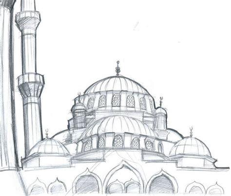 karakalem dini mekanlar dini karakalem resimler
