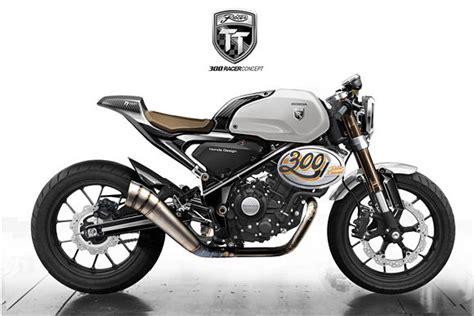 honda  tt racer concept motorcycle released