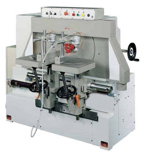 Tenoning Machine Round End At Rs 1340000 Piece