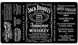 jack daniels custom fonts slanted typo weblog und magazin