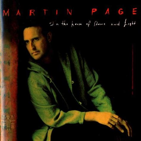 in the house of stone and light in the house of stone light by martin page album cover