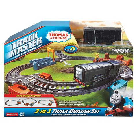 3 In 1 Toys Set friends trackmaster 3 in 1 track builder set 163