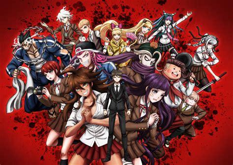 danganronpa anime season danganronpa 3 despair volume to premiere the same week as