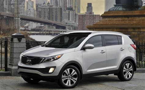 Kia Automatic Cars Road Car Kia Sportage 2011 Wallpapers And Images