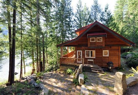 Cottages In Bc by For Rent Columbia Waterfront Cabins Mitula Homes