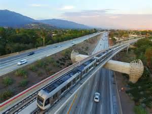 light rail curbed la