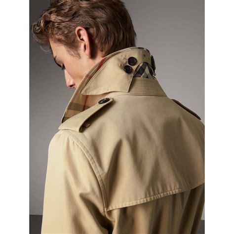 Doktor Bag Burbery 7223 2 the sandringham heritage trench coat in honey burberry