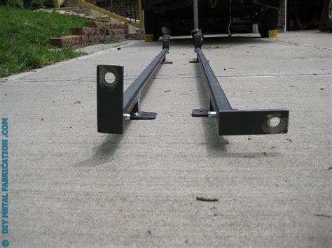 Build A Ladder Rack by How To Build Suv Ladder Roof Rack Diy Metal