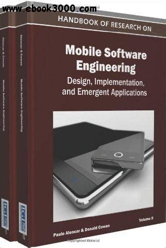 design of experiment handbook handbook of research on mobile software engineering