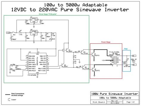 Power Supply Smps 12 Volt Untuk Arduino adaptable 12vdc 220vac sinewave inverter all