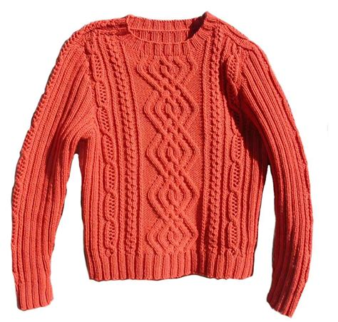 knit sweater meandering cables sweater by live knit craftsy