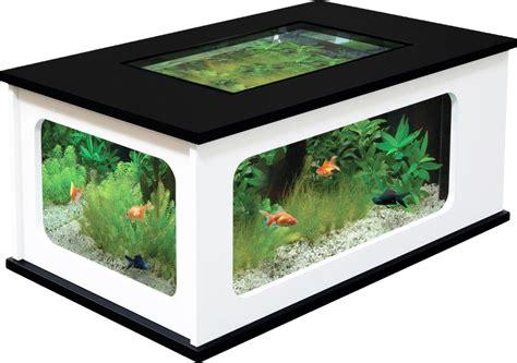 Unusual Coffee Tables table aquarium des avis