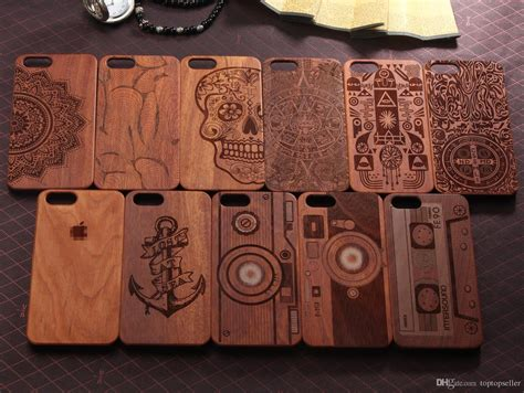 Casing Lg V20 Pikachu Custom wooden phone 11 pattern mobile accessories laser