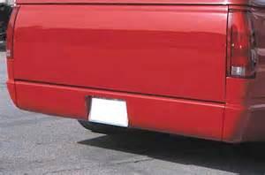 chevrolet ck truck kbd style roll pan 37 3014 by kbd
