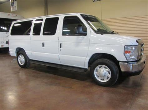 service and repair manuals 2009 ford e150 spare parts catalogs sell used 2009 ford e150 passenger van 82k miles ready to use lease return no reserve in