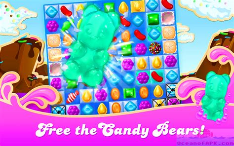 Candy Crush Soda Saga Mod APK Free Download