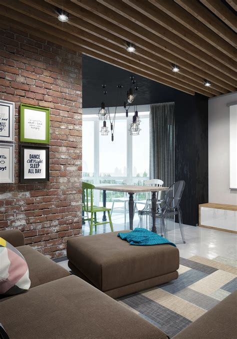 remodeling designs three creative lofts fit for stylish artists