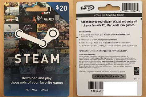 5 Steam Gift Card - 20 00 steam gift card contest hootersgaming