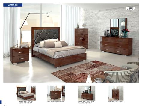 Modern Bedroom Furniture Nj 30 Antonelli Modern Bedrooms Bedroom Furniture