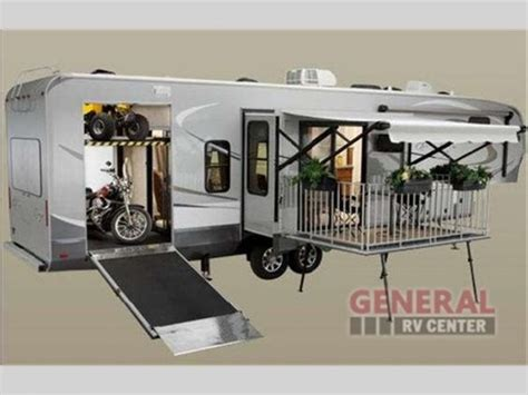 fifth wheel toy hauler floor plans open range fifth wheel toy haulers and floor plans on
