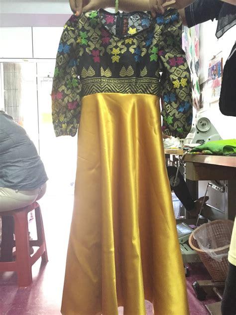 Baju Nikah Guna Kain Apa madam azra fesyen pakaian kanak kanak perempuan gaun