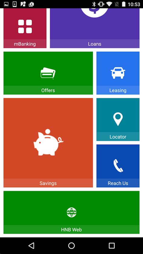 Hnb Application Hnb Mobile Banking Android Apps On Play