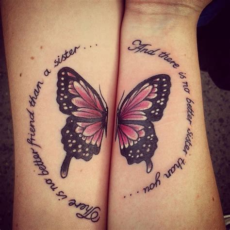 39 tattoos for sisters with powerful meanings white ink