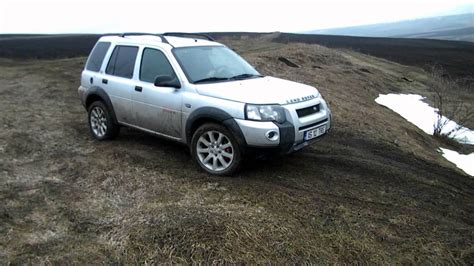 land rover freelander road suzuky vitara and land rover freelander road
